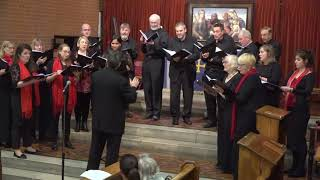 Music when Soft Voices Die by Charles Wood - Crofton Singers