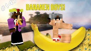 Minecraft Survival #147 - BANANEN BOYS!