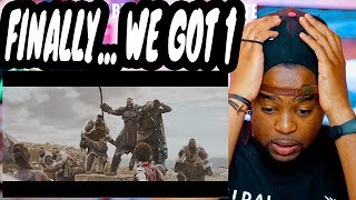 BLACK PANTHER | Official Trailer | A MOVIE FOR US!!!