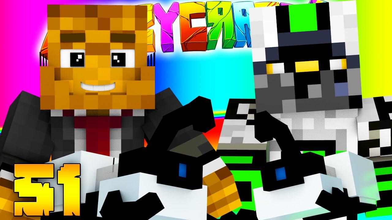 Minecraft Craft Portal Guns