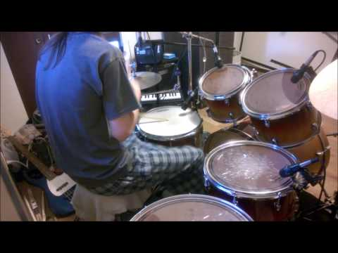 Gimme Shelter-The Stones-Max Fuller-Drum Cover-High Quality/Drumless,