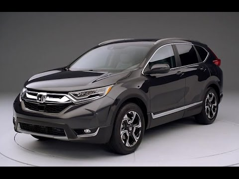 2017 Honda CR-V Review