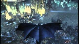 "Batman: Arkham City ""Gotham Base Jumper"" Achievement/Trophy 5G"