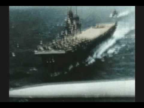 WWII GUADALCANAL 1 of 3 RARE COLOR FILM
