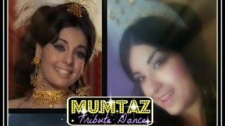 Mumtaz Tribute Dance - Bollywood Medley - Sangeeta