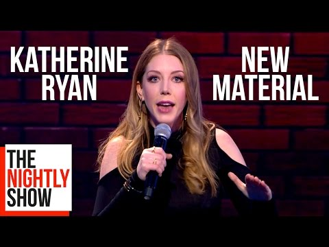 Thumbnail: Katherine Ryan CASH ME OUSSIDE HOWBOUDAH | The Nightly Show