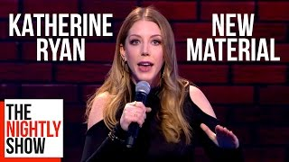 Katherine Ryan CASH ME OUSSIDE HOWBOUDAH | The Nightly Show