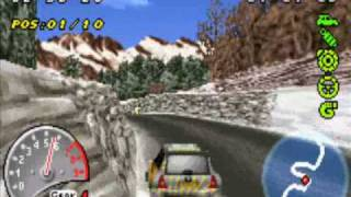 Game Boy Advance - V-Rally 3 (2002)