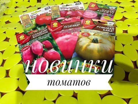 Интересные новинки томатов от агрофирмы АЭЛИТА
