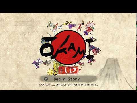 OKAMI HD - Restoring Sei-an City #Part 1 |
