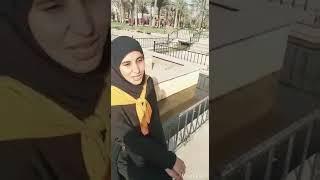 قصيدة عيدوا علي الوصال - من أشعار أبو مدين التلمساني - من نوادر الشيخ النقشبندي - آلاء عبده