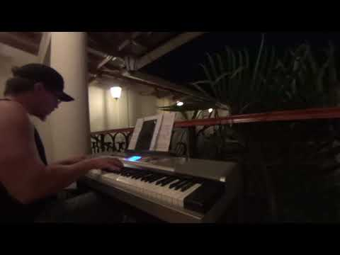 Iron and Wine/Postal Service - Such Great Heights Piano Cover