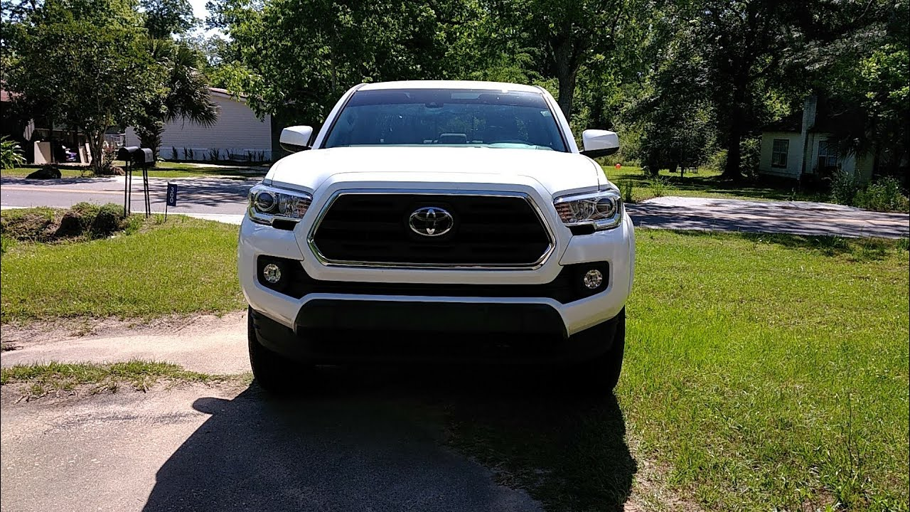 2018 Toyota Tacoma Road Trip What Will My Mpg Be