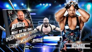 "WWE:Ryback 3rd Entrance Theme:""Meat On The Table""(Released iTunes)+DL ᴴᴰ"