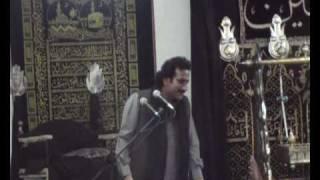 Majlis-19th Ramzan (Fajr Pursa:Shab-e-Zarbat) Zainabia Blackburn 2009/1430 Part 5/12 (Zakir Aqeel Mohsin Part 1 of 5)
