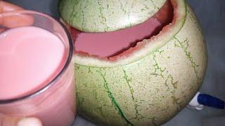 Refreshing water melon drink for iftar. Ramadan recipes  Recipe box NG