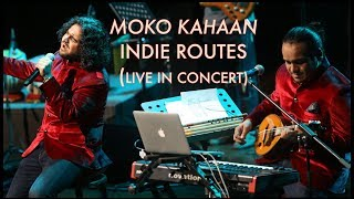 Moko Kahan Dhoondhe Re Bande (Original) | Live In Concert | Indie Routes | Aabhas & Shreyas