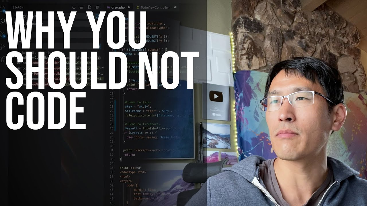 Download Why you should not be a software engineer | TechLead