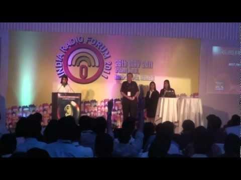 Places - India Radio Forum, Mumbai May 2011