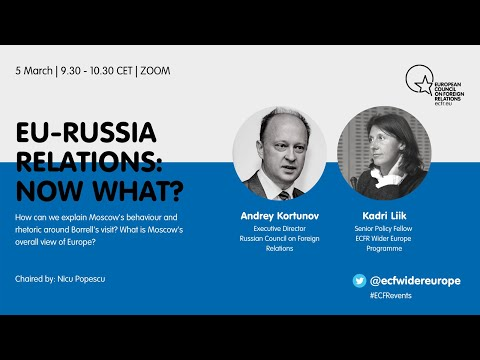 EU-Russia relations: Now what?