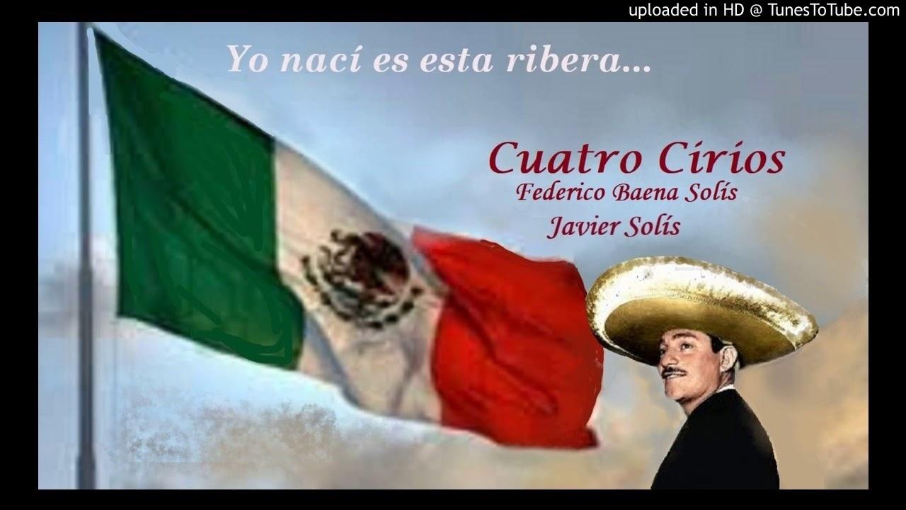 Cuatro Cirios - Javier SolÍs - YouTube