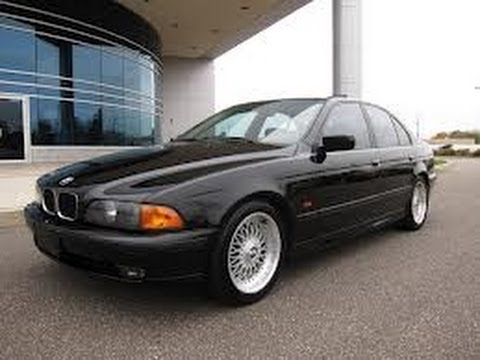 2000 BMW 5Series 528i E39 Sport BBS Wheels  YouTube