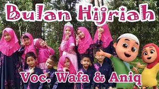 Nussa Bulan Hijriah Penuh Berkah Cover Wafa Dan Aniq