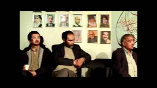 Said Hamed Noori Declaiming Razaq Faani