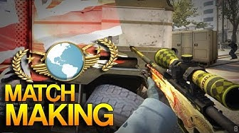CS:GO - Match-making! w/ THE BRITISH!