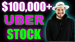 Why I bought $100,000+ of Uber Stock! + Uber cost basis shown