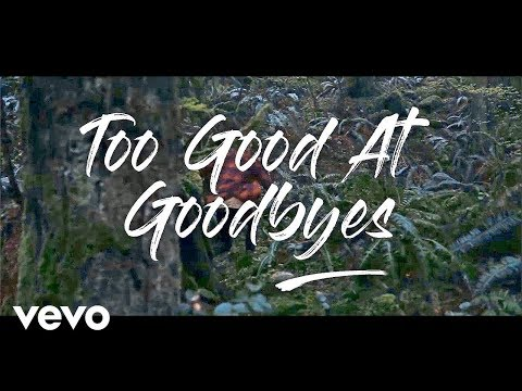Sam Smith - Too Good At Goodbyes (Lyrics / Lyric Video) Live Performance