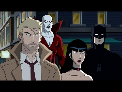 Jason O'Mara Explains Batman and Constantine's Humorous Relationship  NYCC 2016