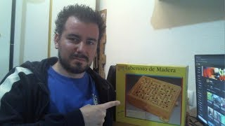 LABERINTO DE MADERA - El precursor de Marble Madness