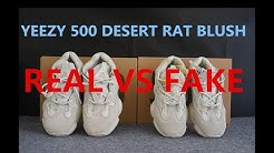 b4c8aa0d6aa80 Real VS Fake Yeezy 500 Blush Deep Comparison from SUPLOOK - Duration  13 23.