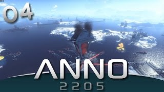ANNO 2205 Gameplay - Arctic Settlement #4