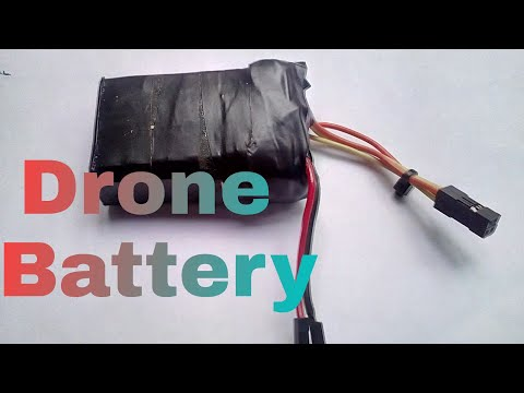 How to make a Drone battery