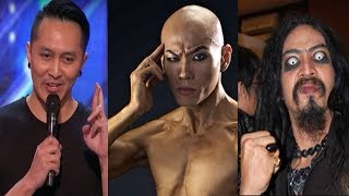 DEMIAN VS DEDDY CORBUZIER VS LIMBAD Extreme Magic