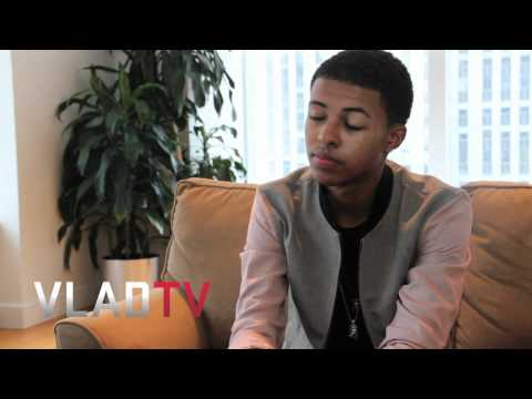 Diggy Simmons on Reality TV & Rev Run