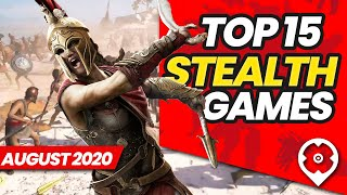 Top 15 Best Steąlth Games - August 2020 Selection