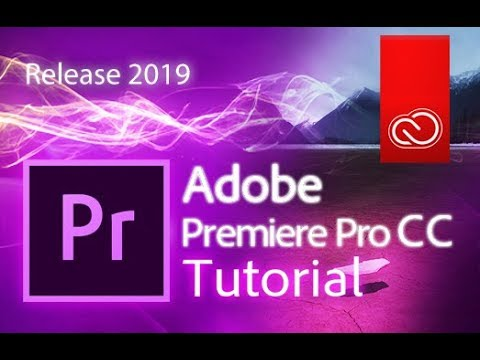 Premiere Pro CC 2019 - Full Tutorial for Beginners [COMPLETE - 17 MINS!]