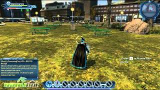 DC Universe Online More Gameplay - HD