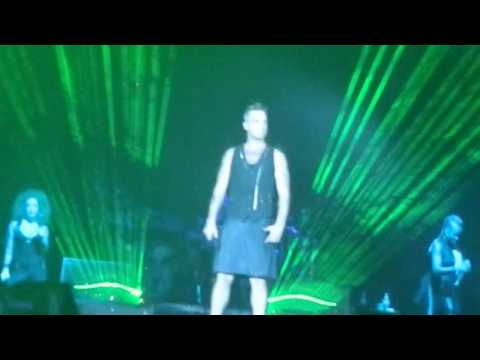 Robbie Williams Tbilisi Georgia