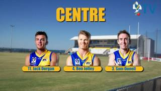 Round 17 Team Selection vs Sandringham
