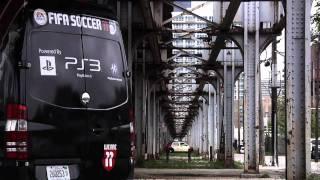 EA SPORTS FIFA Soccer 11 Takeover Tour