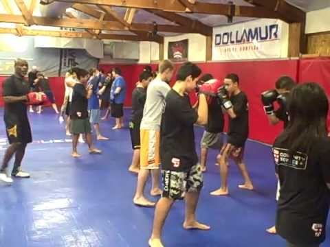 Teen MMA Classes Portland, OR - Team Quest MMA - YouTube