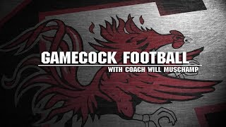 Gamecock Football With Coach Will Muschamp — 10/15/17 thumbnail