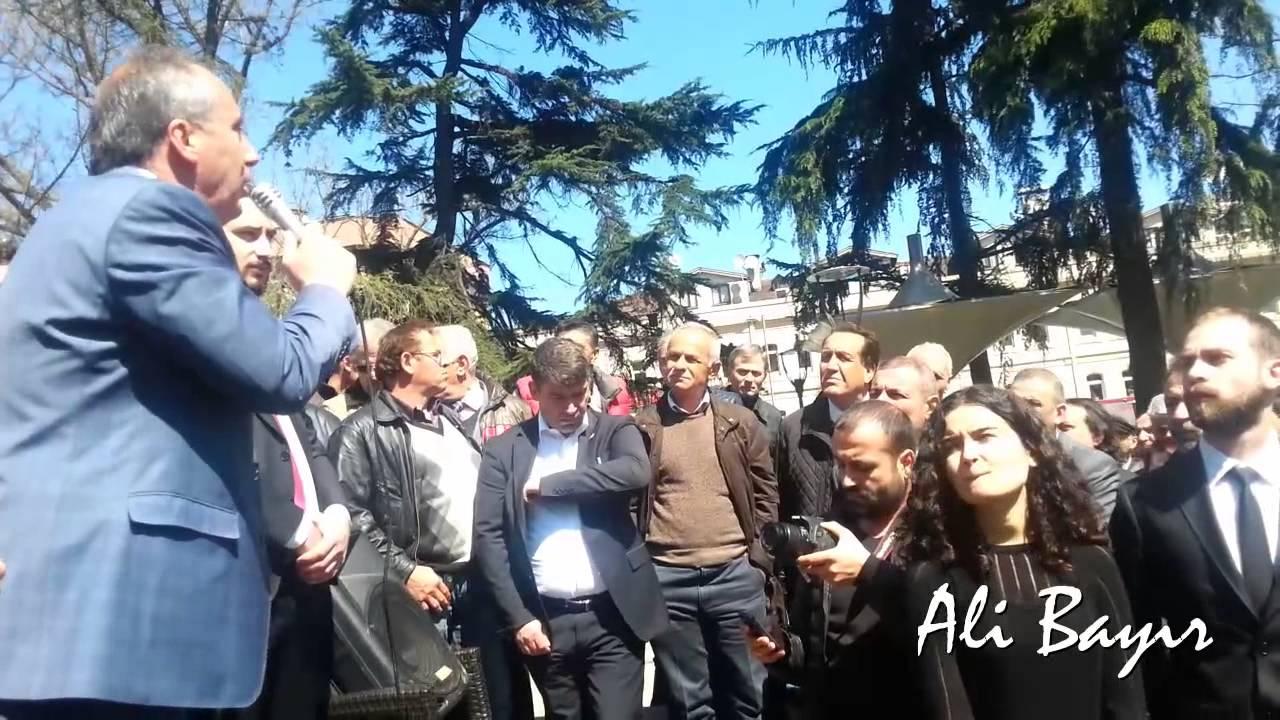 Muharrem İNCE Trabzon Konuşması 16 Nisan 2015
