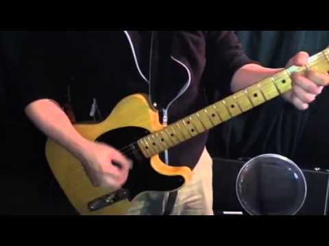 How To Play [Rolling Stones] Not Fade Away - Verse