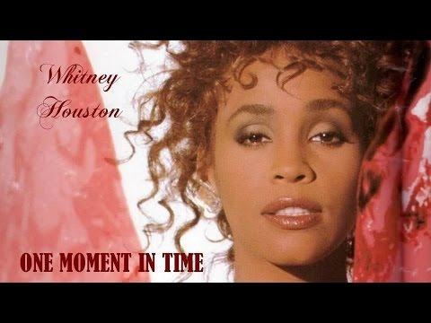 One Moment In Time Whitney Houston (TRADUÇÃO) HD (Lyric Video)