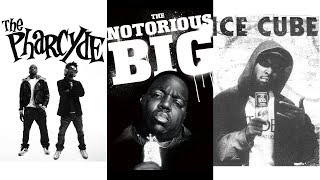 90s Hip Hop Mix (KRS-One Notorious B.I.G. Busta Rhymes Big Pun Ice Cube)